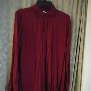 Button down collared shirt